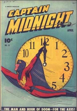 Captain Midnight 19-A