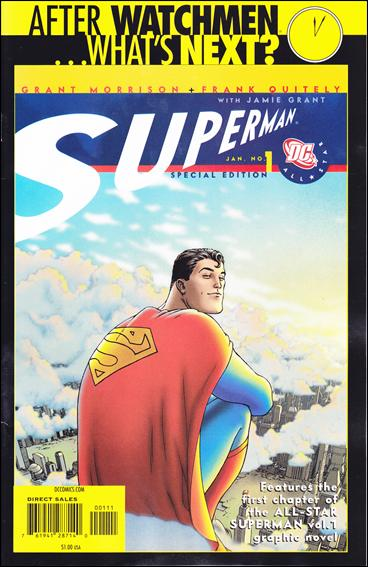 All Star Superman 1-G by DC