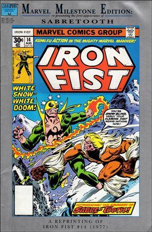 Marvel Milestone Edition: Iron Fist 14-A