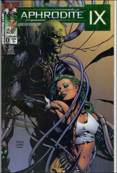 Aphrodite IX (2000) 0-F by Top Cow