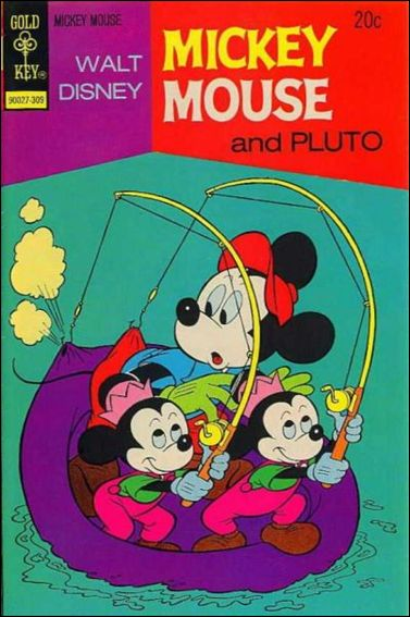 Mickey Mouse 144-A by Dell