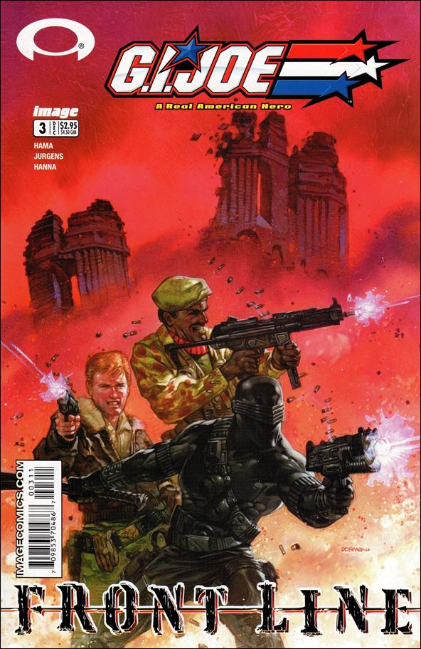 G.I. Joe: Frontline 3-A by Image