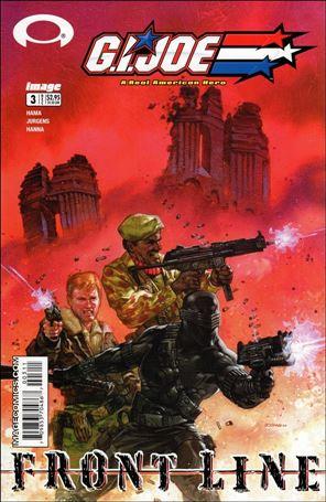G.I. Joe: Frontline 3-A