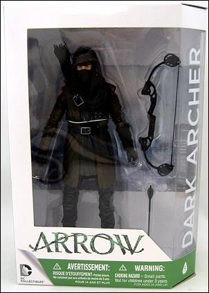 DC Comics: Arrow The TV Series Dark Archer by DC Collectibles