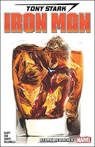 Tony Stark: Iron Man 2-A by Marvel