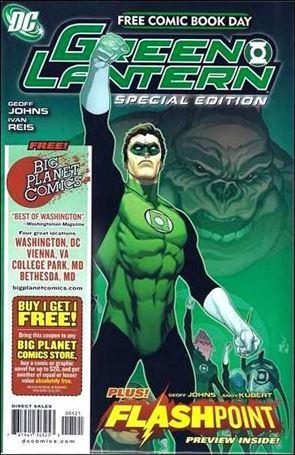 FCBD 2011 Green Lantern Flashpoint Special Edition 1-C