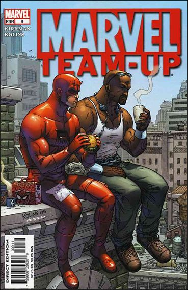 Marvel Team-Up (2005) 9-A by Marvel