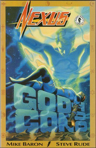 Nexus: God Con 2-A by Dark Horse