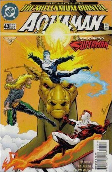 Aquaman (1994) 43-A by DC