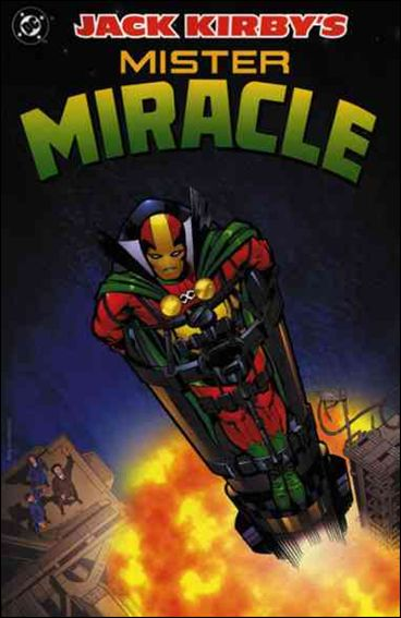 Jack Kirby's Mister Miracle 1-A by DC