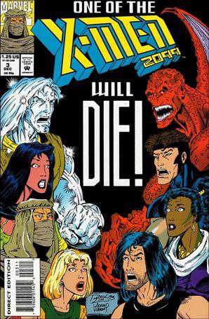 X-Men 2099 3-A