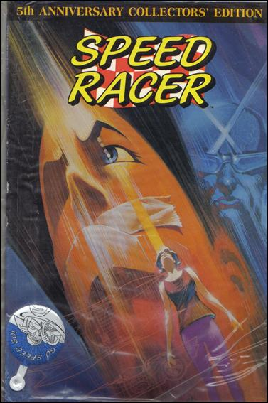 Speed Racer (1992) 1-C by Now Comics