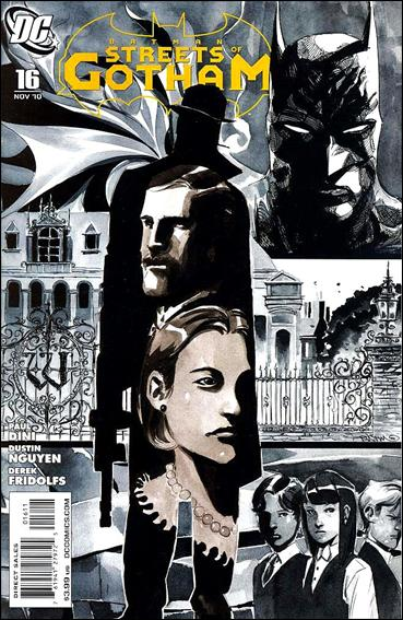 Batman: Streets of Gotham 16-A by DC