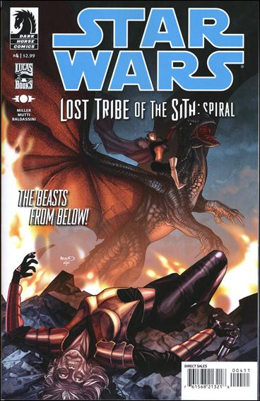 Star Wars: Lost Tribe of the Sith - Spiral 4-A by Dark Horse