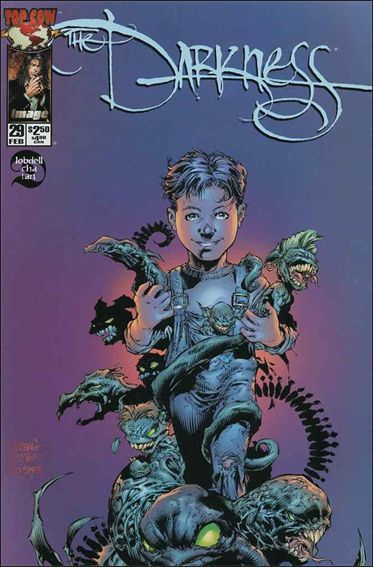 Darkness (1996) 29-A by Top Cow