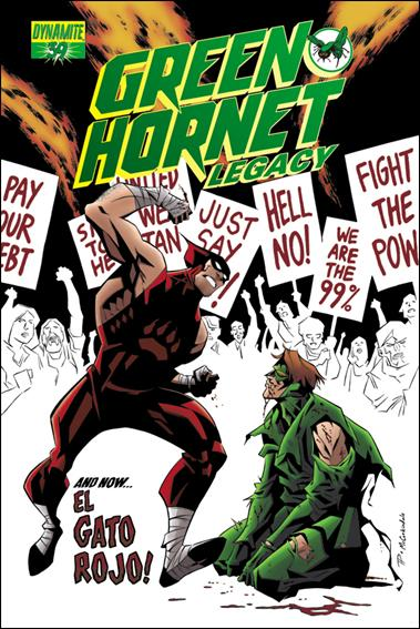 Green Hornet: Legacy 39-A by Dynamite Entertainment