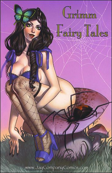 Grimm Fairy Tales 16-C by Zenescope Entertainment