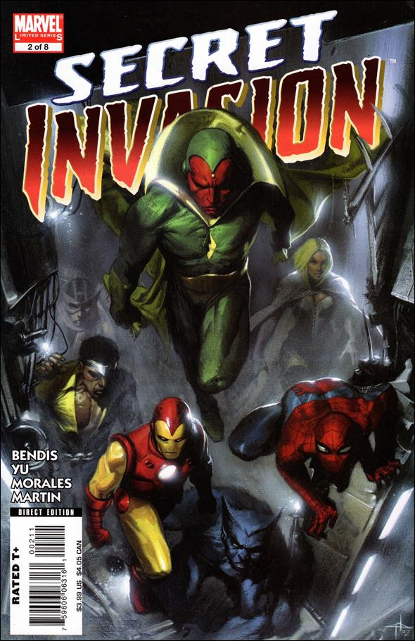 Secret Invasion 2-A by Marvel