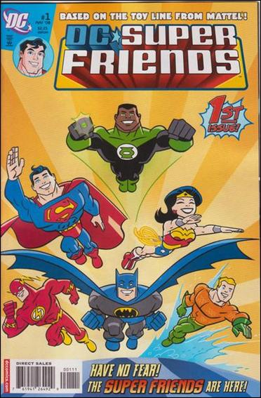 Super Friends (2008) 1-A by DC