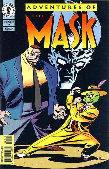 Adventures of the Mask 2-A by Dark Horse