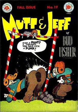 Mutt & Jeff 19-A