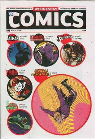 Wednesday Comics 6-A