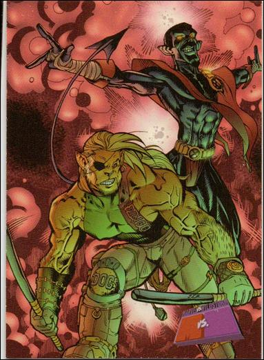 Marvel vs WildStorm (Base Set) 20-A by Fleer/SkyBox