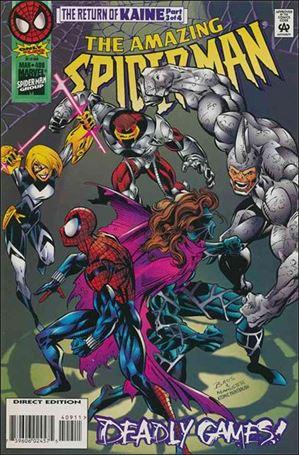 Amazing Spider-Man (1963) 409-A