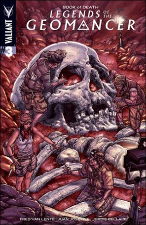Book of Death: Legends of the Geomancer 3-A