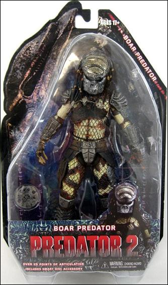 Predator Boar Predator by NECA