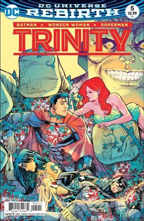 Trinity (2016) 5-A