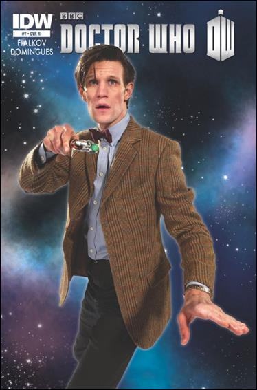 Doctor Who (2008) 7-Z-INVALID1 by IDW