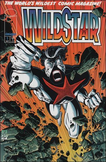 WildStar 1-B by Image