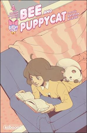 Bee and Puppycat 5-A