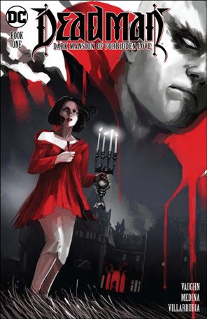 Deadman: Dark Mansion of Forbidden Love 1-A
