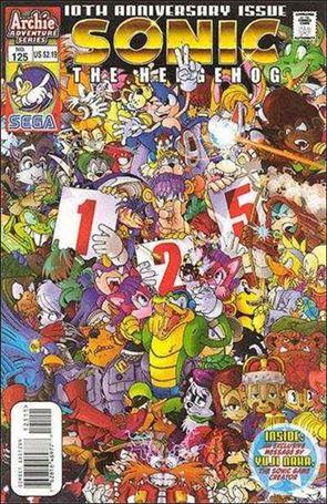 Sonic the Hedgehog (1993) 125-A