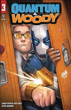 Quantum & Woody (2020) 3-A