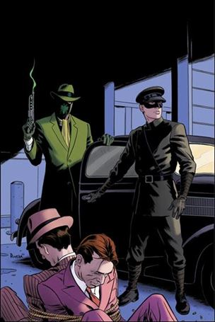 Green Hornet (2013) 2-D