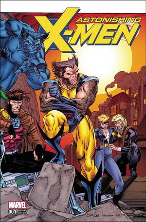 Astonishing X-Men (2017) 1-G