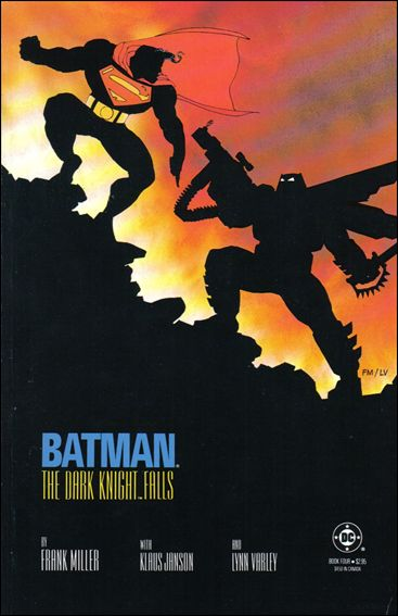 Batman: The Dark Knight Returns 4-A by DC