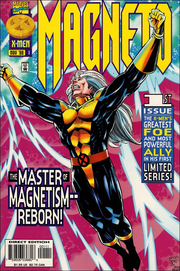 Magneto (1996) 1-A by Marvel