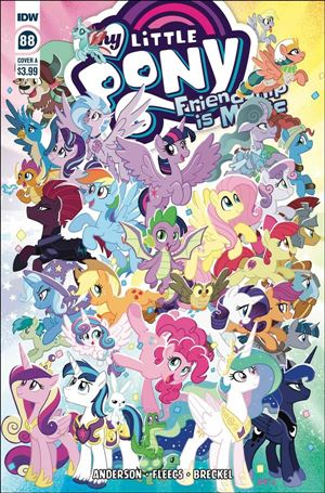 My Little Pony: Friendship is Magic 88-A