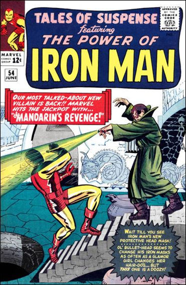 Tales of Suspense (1959) 54-A by Marvel