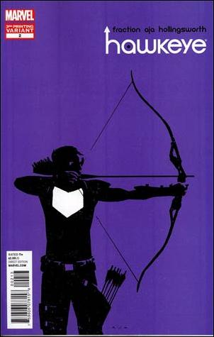 Hawkeye (2012) 2-C by Marvel