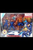 Marvel Universe (3-Packs) Fantastic Four 3-Pack with H.E.R.B.I.E.