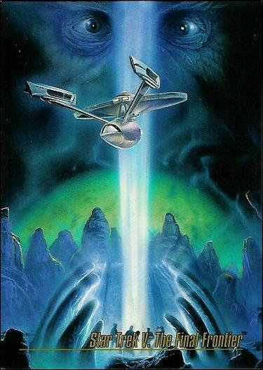 Star Trek Master Series: Series 1 (Base Set) 88-A by SkyBox