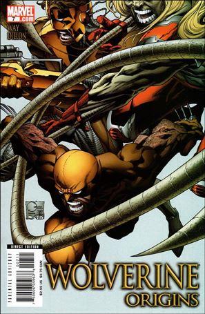 Wolverine: Origins 7-A