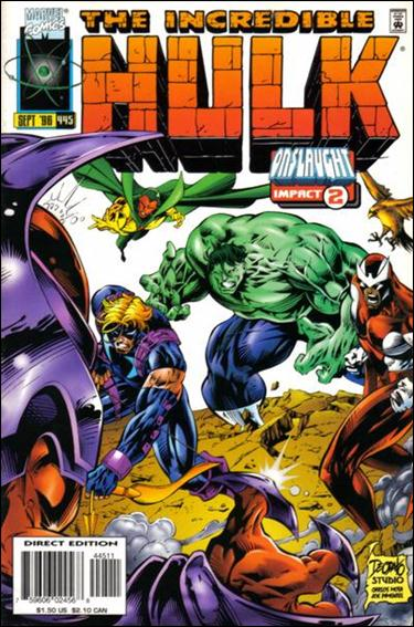 Incredible Hulk (1968) 445-A by Marvel