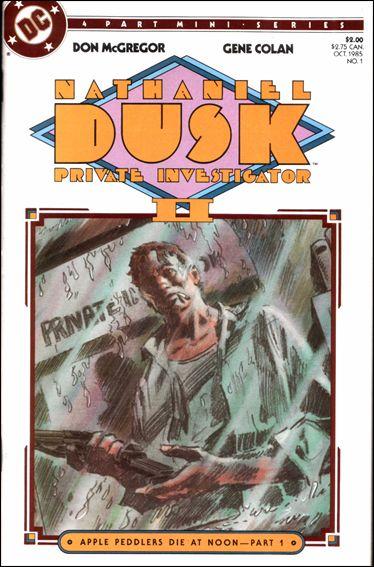 Nathaniel Dusk II 1-A by DC