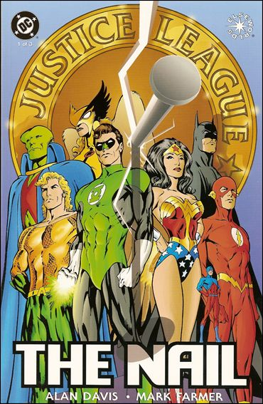 JLA: The Nail 1-A by DC